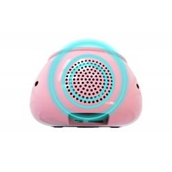 Bluetooth Hoparlörlü Dokunmatik Şarjlı Renk Değiştiren Gece Lambası 1