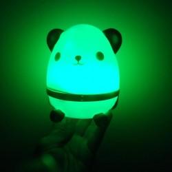 Dokunmatik Renk Değiştiren Panda Gece Lambası