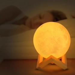 Gün Işığı Moonlight Dolunay Gece Lambası 15 cm