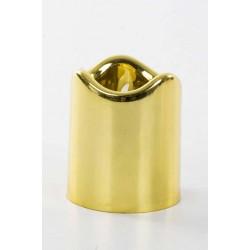 Led Işıklı Minik Gold Mum