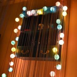 Işıklı Rengarenk İpli Toplar