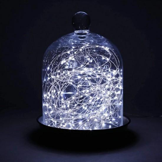 Işıklı Peri Bakır Tel Dizeleri 30 Ledli 3 metre