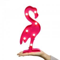 Flamingo Led Işıklı Masa Duvar Gece Lambası