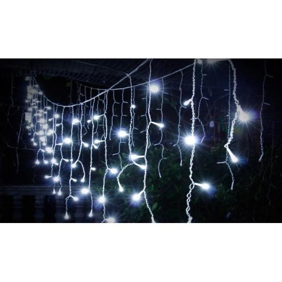 Led Işıklı Şelale Saçaklar Animasyonlu 4 metre